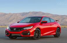 Honda Civic 2020 Si bản coupe và sedan giá từ 580 triệu đồng
