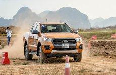 Doanh số bán hàng xe Ford Ranger tháng 9/2019