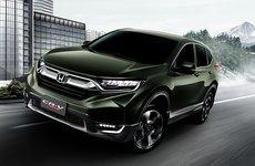 Doanh số bán hàng xe Honda CR-V năm 2019