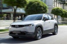 Đánh giá xe Mazda MX-30 2021