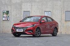 Hyundai Accent 2020 sắp về Việt Nam?