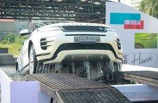 Đánh giá xe Land Rover Range Rover Evoque 2020