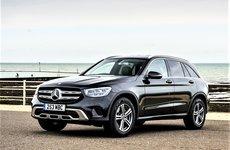 Mercedes-Benz GLC 2020 sắp bổ sung phiên bản mới tại Việt Nam cuối tháng 2/2020