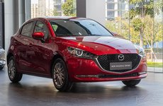 Đánh giá xe Mazda 2 2020: Một diện mạo trưởng thành hơn