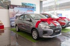 Đánh giá xe Mitsubishi Attrage MT 2020: Ngoại hình đẹp, giá không đổi