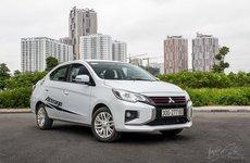 Đánh giá xe Mitsubishi Attrage CVT 2020: Tạo áp lực lên Kia Soluto