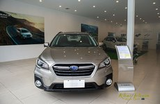 Đánh giá xe Subaru Outback 2020: Có gì mà giá ngang Mercedes-Benz GLC 200?