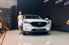 Doanh số bán hàng xe Mazda CX-5 tháng 4/2020