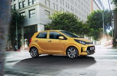 Đánh giá xe Kia Morning 2021