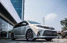 Đánh giá xe Toyota Sienna 2020: Mơ ước của nhiều gia đình Việt