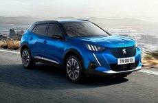 Peugeot 2008 2020 sắp ra mắt Việt Nam, đối đầu Hyundai Kona và Ford Ecosport