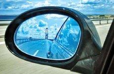 Kinh nghiệm sử dụng gương chiếu hậu đúng cách
