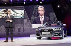 Audi A6 2015 chính thức trình làng với nhiều phiên bản động cơ