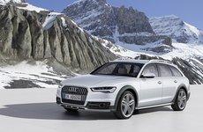 Audi A6 và A7 2016 sẽ có mặt tại Los Angeles Auto Show 2014