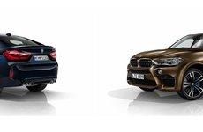 Lộ diện bộ đôi X5 M và X6 M Individual của BMW