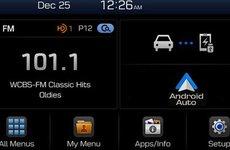 Hệ thống Display Audio của Hyundai sẽ dựa trên tích hợp Smartphone