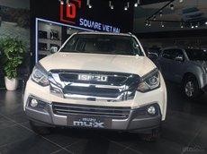 Isuzu MU-X giá tốt nhất miền bắc, nhập khẩu xe giao ngay tại nhà, vay lãi suất thấp