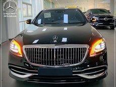 Mercedes-Maybach S450 new - giá tốt nhất - xe giao ngay- bank hỗ trợ 70%