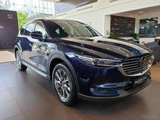 Mazda CX-8 ưu đãi tốt nhất, trả trước 310 triệu