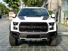 Cần bán Ford F 150 Raptor SX 2020, màu trắng, xe nhập Mỹ mới 100%