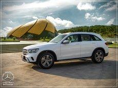 Mua Mercedes -Benz GLC 200 new 2021 chỉ với 9,6 triệu mỗi tháng