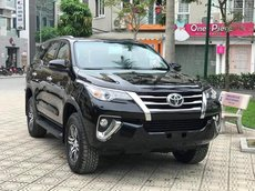 Toyota Fortuner 2.4AT 2020 - giá cực sốc - 0931548866
