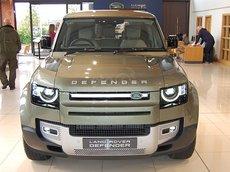 Bán xe Land Rover new Defender 2021 chính hãng, nhập khẩu mới 100% từ Anh Quốc, giá tốt nhất