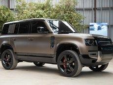 Bán xe Land Rover New Defender 2021 mới, nhập khẩu chính hãng từ Anh, giá tốt nhất