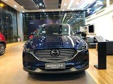 Mazda CX8 2021 -  Giảm tiền mặt đến 70tr + tặng bộ phụ kiện cao cấp 50tr - trả trước 200tr, có xe giao ngay