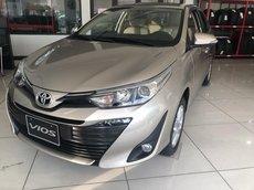 Bán Toyota Vios 1.5MT -Toyota Nam Định, chương trình khuyến mãi tốt, lăn bánh chỉ 128 triệu, trả gop 85% giao xe tận nhà