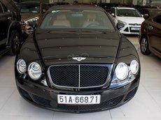 Bán xe Bentley Continental Flying SPU 2008, màu đen, nhập khẩu