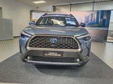 [ Toyota Nam Định] bán Toyota Corolla Cross đời 2021, lấy xe ngay, hỗ trợ tư vấn 24/7