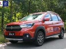 Bán Suzuki XL7 2021 ưu đãi mới tại Bình Dương