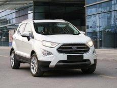 Ford EcoSport 2020 1.5 Titanium, cực hot giảm ngay 50% thuế trước bạ cũng nhiều khuyến mãi quà tặng khủng