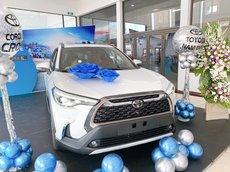 Toyota Corolla Cross 2021 giá tốt nhất, giảm tiền mặt, kèm KM khủng trả trước 150tr nhận ngay xe