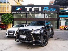 Bán LX 570 Super Sport black edition S, sx 2021, mới 100%, màu đen, xe Trung Đông