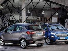 Ford Ecosport model 2021 nấng cấp hiện đại- Khuyến mãi cực VIP