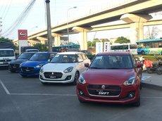 Suzuki Swift 2020, nhập khẩu Thái Lan, KM lớn