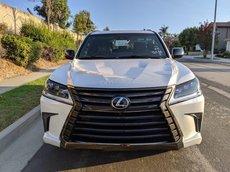 Lexus LX 570 Inspriration Series model 2021 mới 100% bản nhập Mỹ giới hạn 300 chiếc