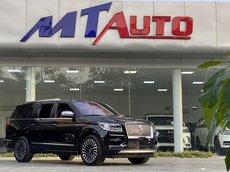 Bán xe Lincoln Navigator L Black Label sản xuất 2021, màu đen, nhập khẩu Mỹ