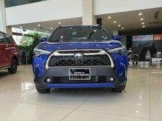 [Toyota Hà Đông] Toyota Cross 1.8V CVT 2021  - ưu đãi lớn mùa covit - sẵn xe giao ngay - hỗ trợ bank tối đa