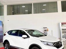 [Siêu ưu đãi] Honda CRV 2021 nâng cấp đáng giá - giảm tiền mặt cực khủng - hàng loạt phụ kiện chính hãng- trả góp 80% xe