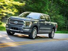 Ford F150 Limited 2021 màu đen. Giá tốt, giao xe ngay toàn quốc