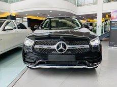 Giá xe Mercedes GLC 300 2021, thông số kỹ thuật, giá lăn bánh, khuyến mãi hấp dẫn tháng 4/2021