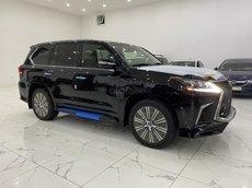 Bán LX 570 Super Sport sản xuất 2021, xe màu đen