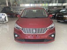 Suzuki Ertiga 2021 giảm manh hỗ trợ vay 100%, giá xe không cần chứng minh thu nhập