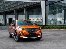 [Peugeot Bình Dương] Sở hữu ngay SUV châu Âu Peugeot 2008 chỉ 200 triệu, cam kết giá tốt nhất miền Nam, bao hồ sơ đậu