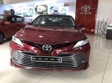 Toyota Camry 2021 nhập khẩu, lô 2021 đầu tiên cập cảng VN. Xe có sẵn giao ngay
