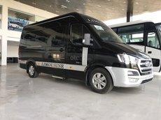 Bán gấp xe Solati Limousine siêu VIP 10 ghế massage cao cấp - giá như thanh lý - chỉ trả 20% nhận xe ngay