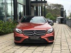 Mercedes E300 đỏ demo chính hãng, nhận xe ngay